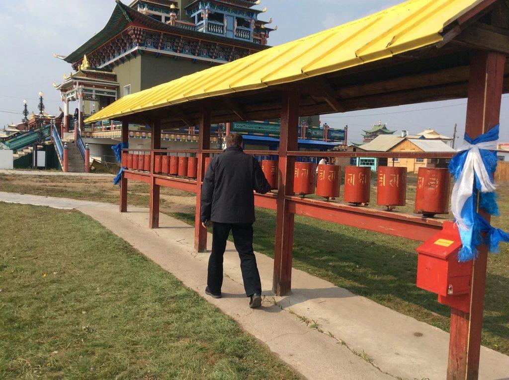 Путешествие вездехода Самурай в Улан-Удэ. Часть 8